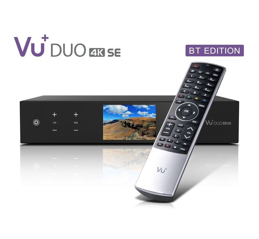 VU+ Duo 4K SE BT Edision (Preorder)