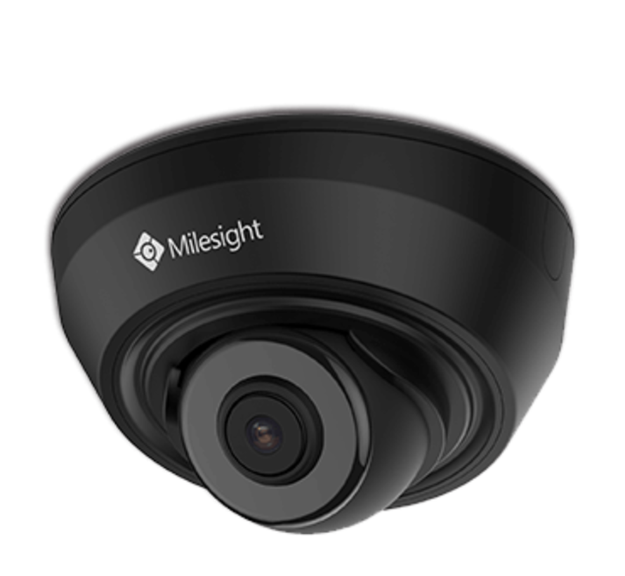 Milesight MS-C5383-PB H.265+ IR Mini Dome Network Camera 5MP