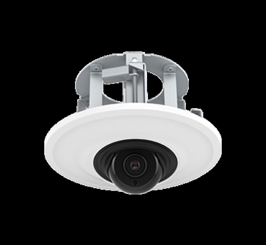 Milesight MS-C8183-PB H.265+ IR Mini Dome Network Camera 8MP