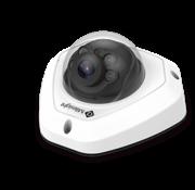 Milesight Milesight MS-C5373-PB H.265+ Vandal-proof Mini Dome Network Camera 5MP