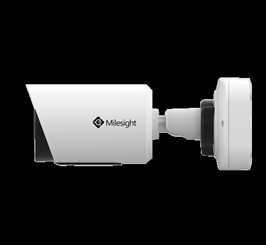 Milesight MS-C2964-PB H.265+ Vandal-proof Mini Bullet Network Camera 2MP