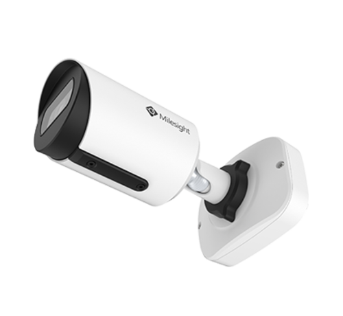Milesight Milesight MS-C8164-PB H.265+ Vandal-proof Mini Bullet Network Camera 8MP