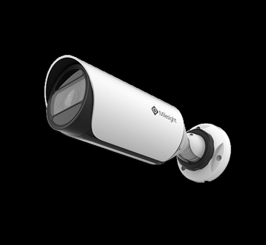 Milesight MS-C5364-FPB H.265+ Vandal-proof Motorized Mini Bullet Network Camera 5MP
