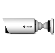 Milesight Milesight MS-C8164-FPB H.265+ Vandal-proof Motorized Mini Bullet Network Camera 8MP