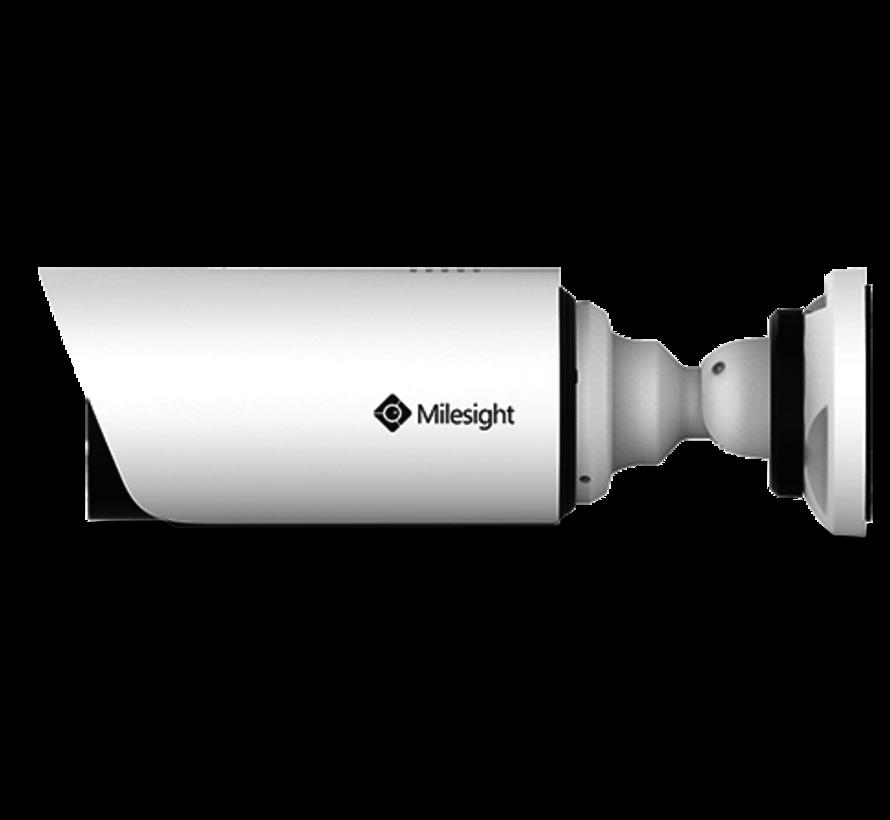 Milesight MS-C8164-FPB H.265+ Vandal-proof Motorized Mini Bullet Network Camera 8MP