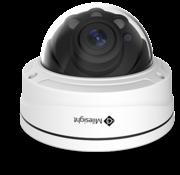 Milesight Milesight MS-C5372-FPB H.265+ Motorized Pro Dome Network Camera 5MP