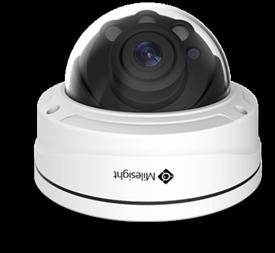 Milesight MS-C8172-FPB H.265+ Motorized Pro Dome Network Camera 8MP