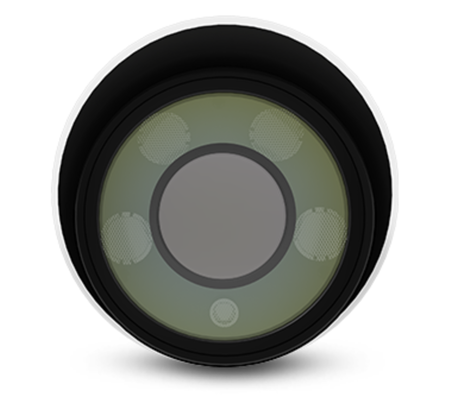 Milesight MS-C8162-FPB H.265+ Motorized Pro Bullet Network Camera 8MP