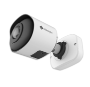 Milesight Milesight MS-C8165-PB 180° Panoramic H.265+ Mini Bullet Network Camera 8MP