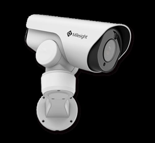 Milesight Milesight MS-C5361-E(P)B 12X H.265+ Mini PTZ Bullet Network Camera 5MP