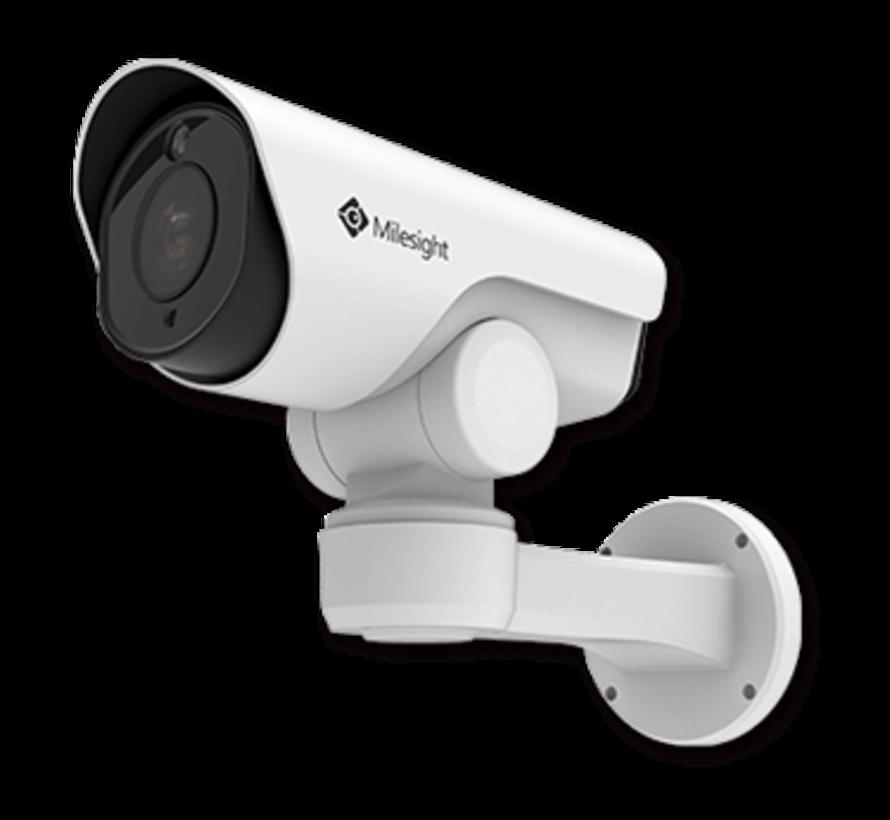 Milesight MS-C5361-E(P)B 12X H.265+ Mini PTZ Bullet Network Camera 5MP