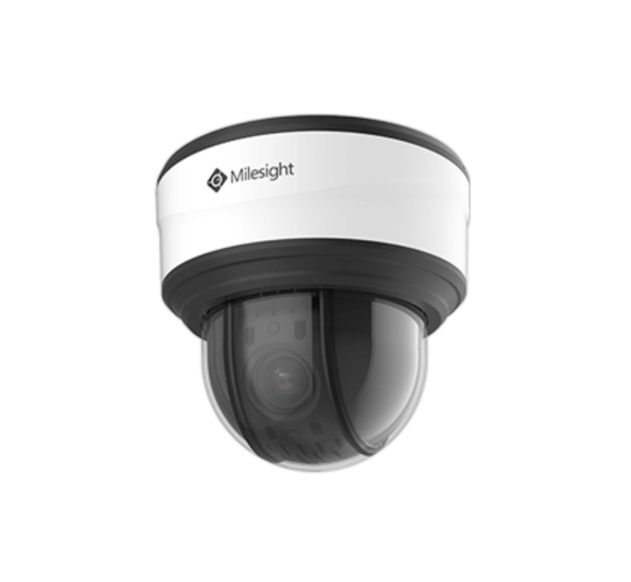 Milesight MS-C2971-X12RPB 12X H.265+ Mini PTZ Dome Network Camera 2MP