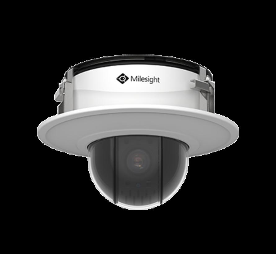 Milesight MS-C5371-X12HPB 12X H.265+ Mini PTZ Dome Network Camera 5MP