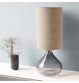 House Doctor Big lamp medium grijs glas
