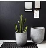 House Doctor Gard blomkruka inställd betong utseende