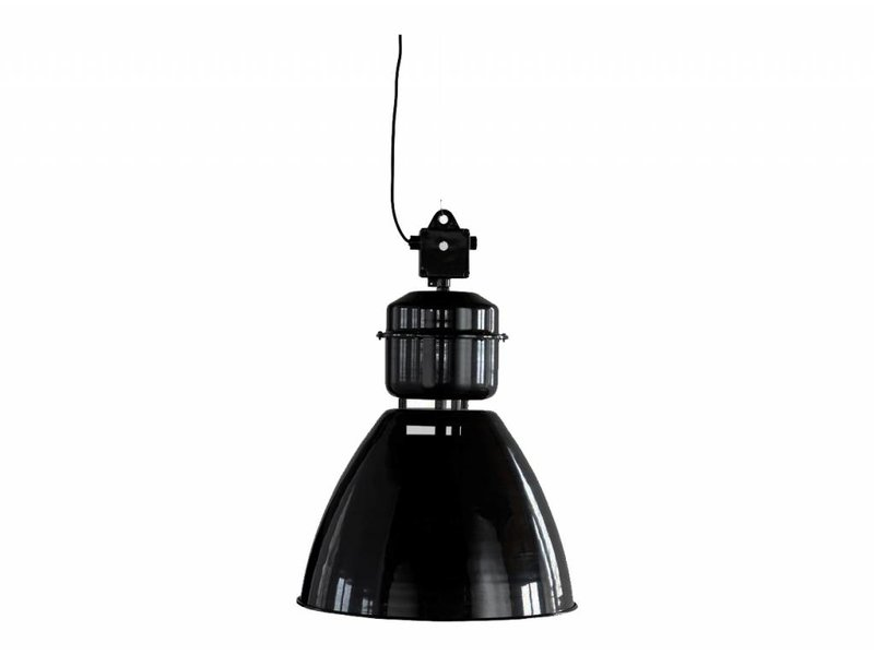 House Doctor Volumen fabriekslamp zwart
