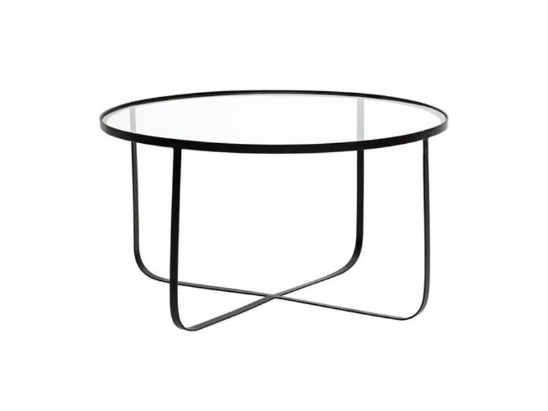 Bloomingville Harper console table black LIVING AND CO.