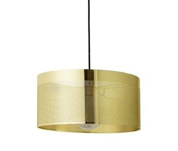 Bloomingville Hängande lampa guld look