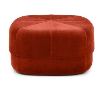 Normann Copenhagen Rouille cirque pouf Grand