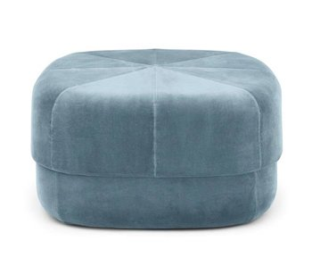Normann Copenhagen Circus Pouf Large light blue