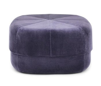 Normann Copenhagen Circus Pouf Large purple
