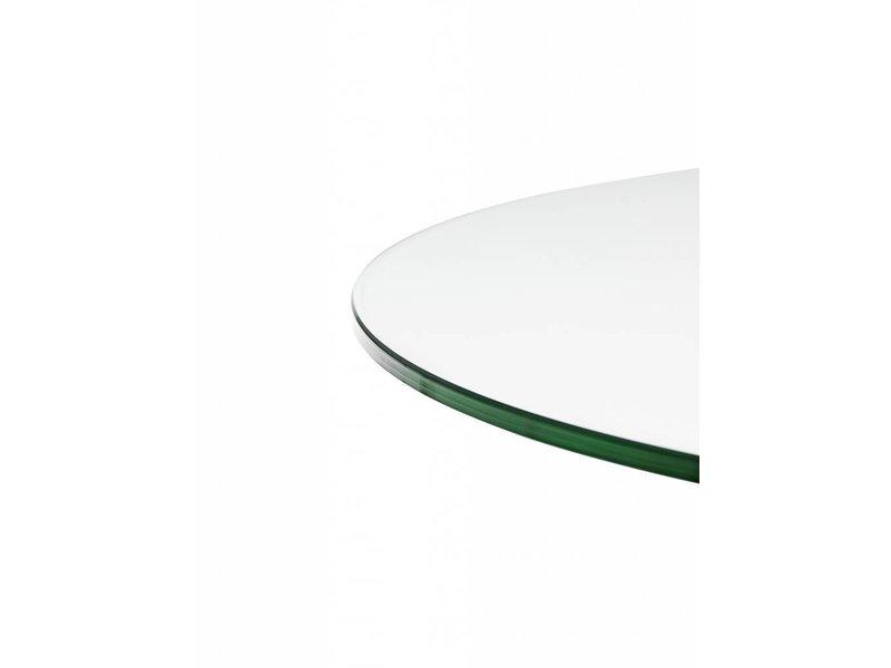 Normann Copenhagen Ding salontafel zwart 40x75cm