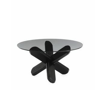 Normann Copenhagen Ding coffee table smoke black