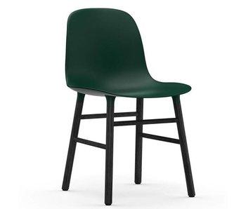 Normann Copenhagen Form Chair black green