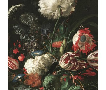 KEK Amsterdam Golden Age I Fiori carta da parati floreale