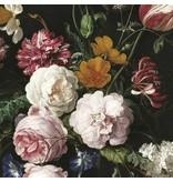 KEK Amsterdam Golden Age Flowers III floral wallpaper