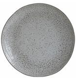 House Doctor Rustic bord grijs ø27,5x2,8cm