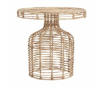 House Doctor Natur rattan sofabord