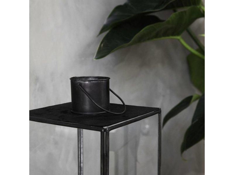 House Doctor Narrow lantern glass 20x20x60,5cm