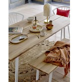 Bloomingville Hyggelig egetræsbord 200x95x75cm