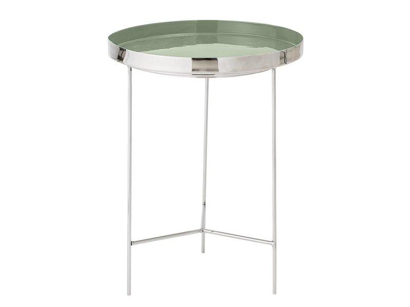 Bloomingville Tray tafel groen Ø40x50cm