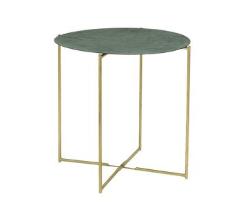 Bloomingville Coffee table green Ø45x45cm