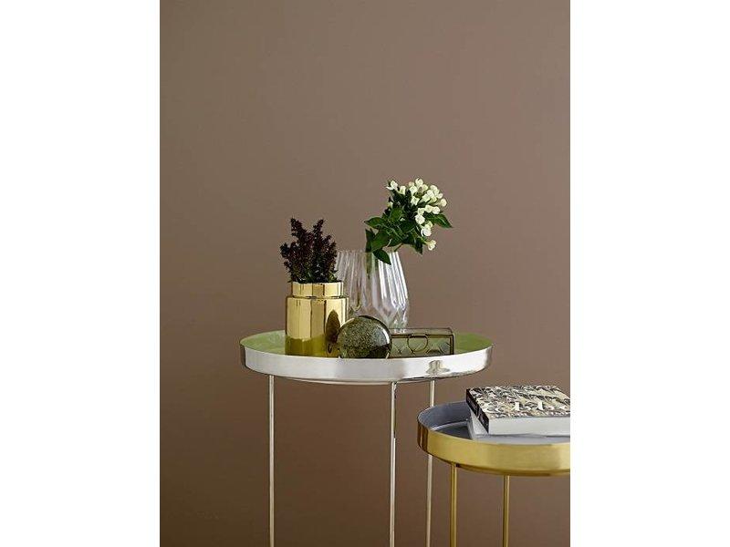 Bloomingville Tabletttisch grün Ø40x50cm