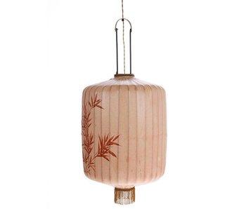 HK-Living Lanterne lampe XL farve 45x45x92cm