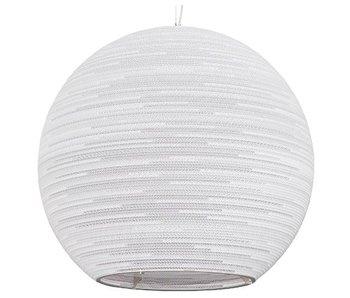 Graypants Arcturus lampa vit kartong Ø163x163cm