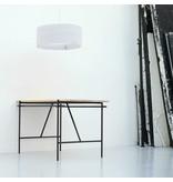 Graypants Drum24 lampe hvidt pap Ø61x24cm