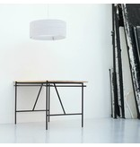 Graypants Drum36 hanglamp wit karton Ø92x35cm