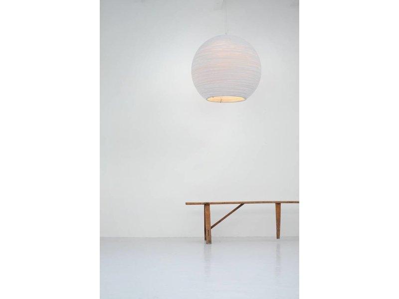 Graypants Sun48 Lampe weiße Pappe Ø128x108cm
