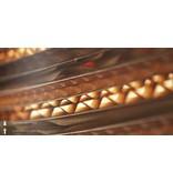 Graypants Tilt floor lamp brown cardboard Ø46x35x170cm
