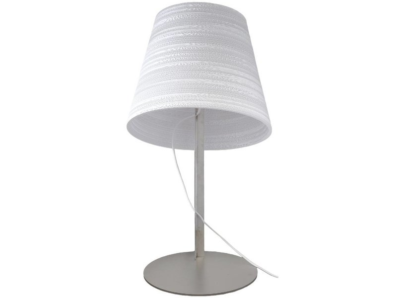 Graypants Tilt bordlampe hvidt pap Ø34x24x56cm
