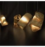Graypants Moa single hanglamp bruin Ø10x15cm