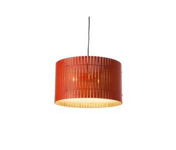 Graypants D6 Drum pendant light lava Ø55x32cm