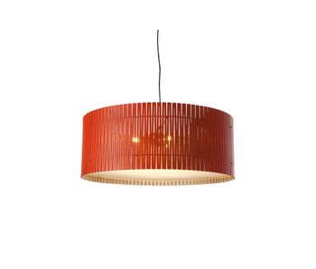 Graypants D9 Drum pendant light lava Ø83x32cm