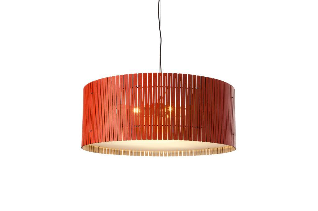 Graypants D9 Drum Hanging Lamp Lava Living And Co