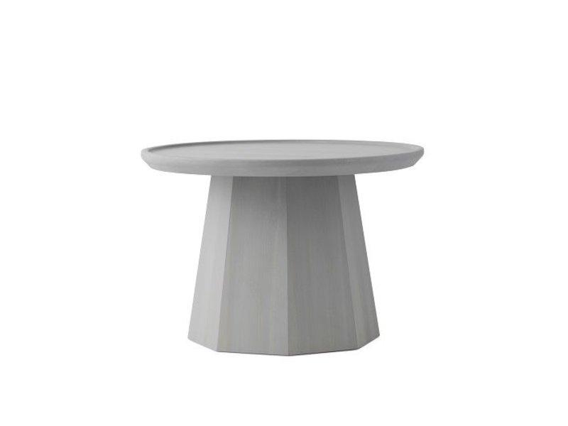 Normann Copenhagen Pine Large table light gray