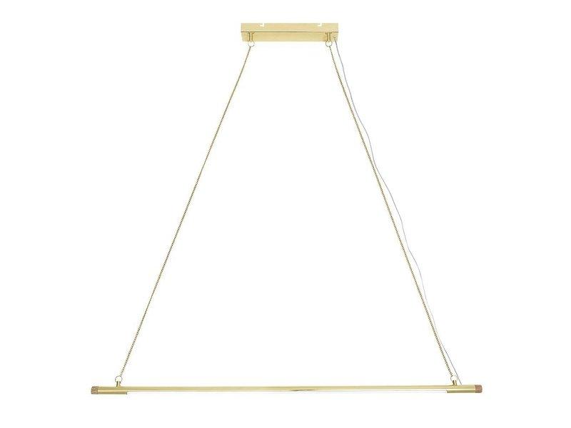 Bloomingville Hanglamp goud L124xH122 cm